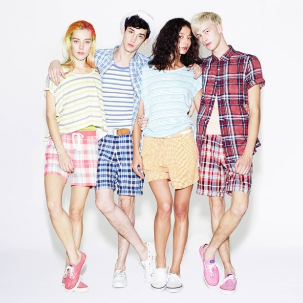 UNIQLO-Spring-Summer-2013-Lookbook-primavera-verano-2013-hombre-menswear-mujer-woman-modaddiction-coleccion-collection-moda-fashion-pastel-denim-20