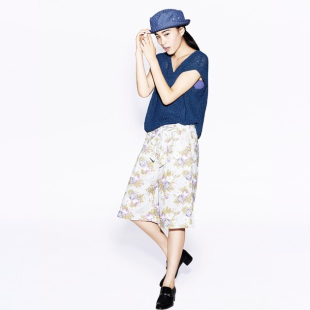 UNIQLO-Spring-Summer-2013-Lookbook-primavera-verano-2013-hombre-menswear-mujer-woman-modaddiction-coleccion-collection-moda-fashion-pastel-denim-21