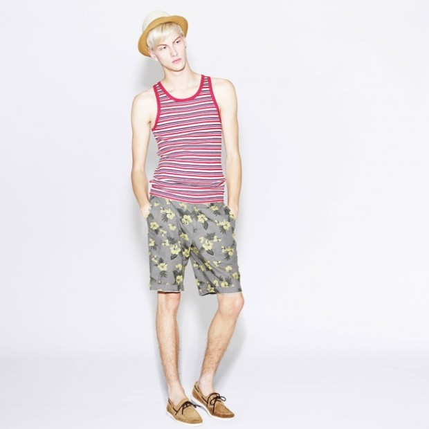 UNIQLO-Spring-Summer-2013-Lookbook-primavera-verano-2013-hombre-menswear-mujer-woman-modaddiction-coleccion-collection-moda-fashion-pastel-denim-23