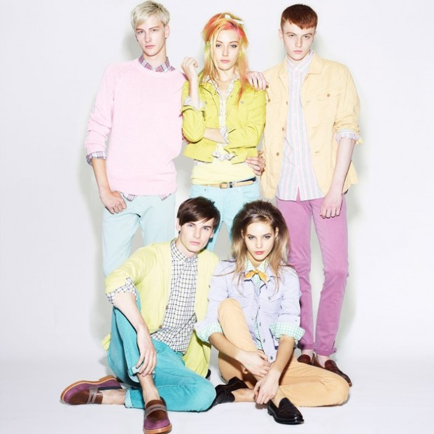 UNIQLO-Spring-Summer-2013-Lookbook-primavera-verano-2013-hombre-menswear-mujer-woman-modaddiction-coleccion-collection-moda-fashion-pastel-denim-3