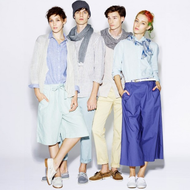 UNIQLO-Spring-Summer-2013-Lookbook-primavera-verano-2013-hombre-menswear-mujer-woman-modaddiction-coleccion-collection-moda-fashion-pastel-denim-7