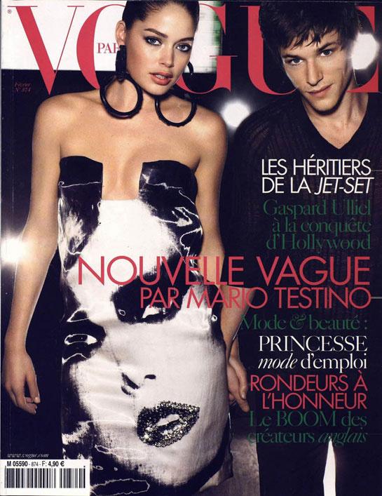 vogue-paris-revista-magazine-primera-portada-first-cover-girl-it-girl-fotografo-photographer-modaddiction-model-modelo-estilo-style-vintage-retro-Doutzen-Kroes