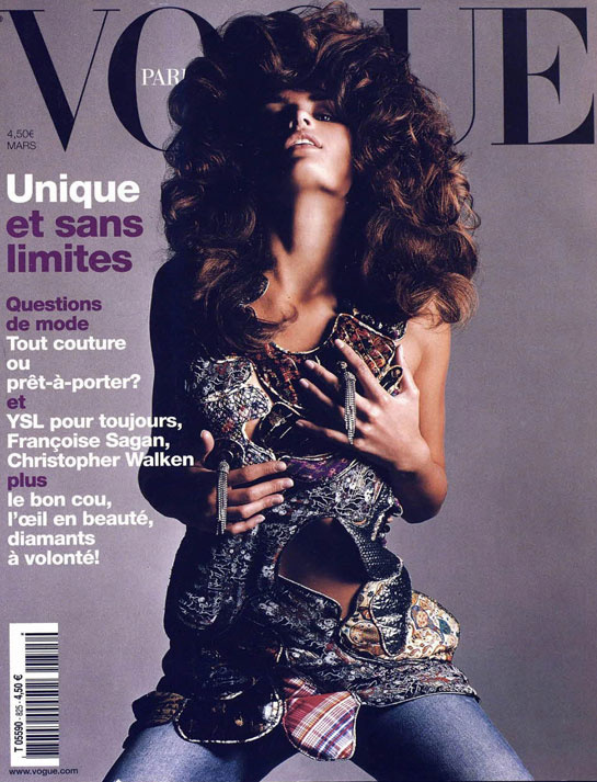 vogue-paris-revista-magazine-primera-portada-first-cover-girl-it-girl-fotografo-photographer-modaddiction-model-modelo-estilo-style-vintage-retro-Isabeli-Fontana