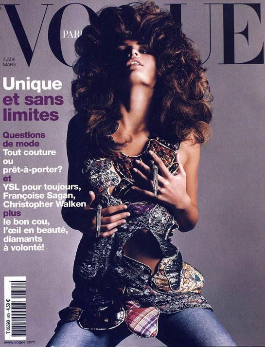vogue-paris-revista-magazine-primera-portada-first-cover-girl-it-girl-fotografo-photographer-modaddiction-model-modelo-estilo-style-vintage-retro-Isabeli-Fontana