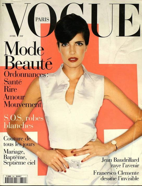 vogue-paris-revista-magazine-primera-portada-first-cover-girl-it-girl-fotografo-photographer-modaddiction-model-modelo-estilo-style-vintage-Stephanie-Seymour