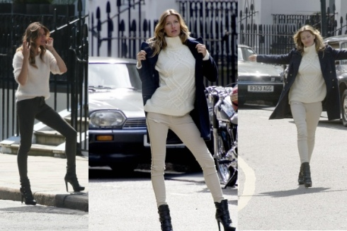 Gisele Bündchen-h&m-campana-publicitaria-otono-invierno-2013-2014-campaign-advertising-fall-autumn-winter-2013-2014-modaddiction-moda-fashion-top-modelo-imagen-2