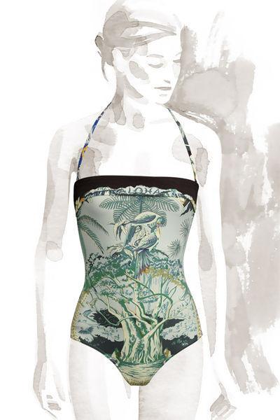 Trajes De Baño Estilo Vintage:swimwear-banadores-traje-de-bano-spring-summer-2013-primavera-verano