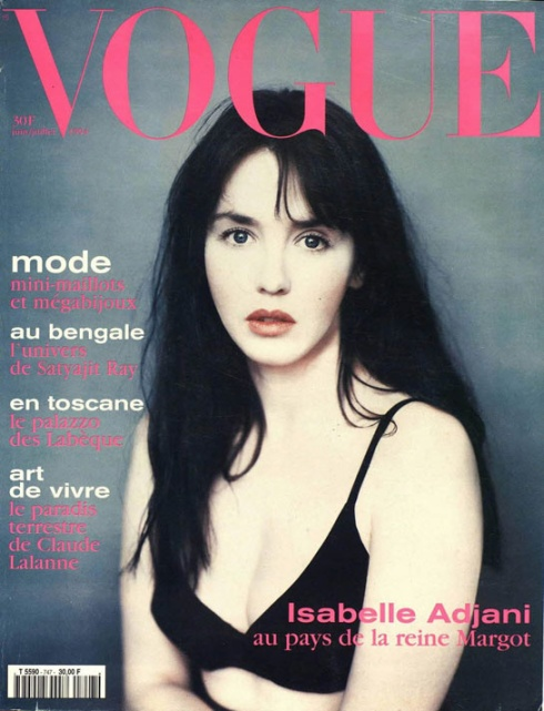 vogue-paris-cine-cinema-actriz-actress-actor-culture-cultura-modaddiction-people-famosa-moda-fashion-revista-magazine-estrella-star-vintage-retro-Isabelle-Adjani