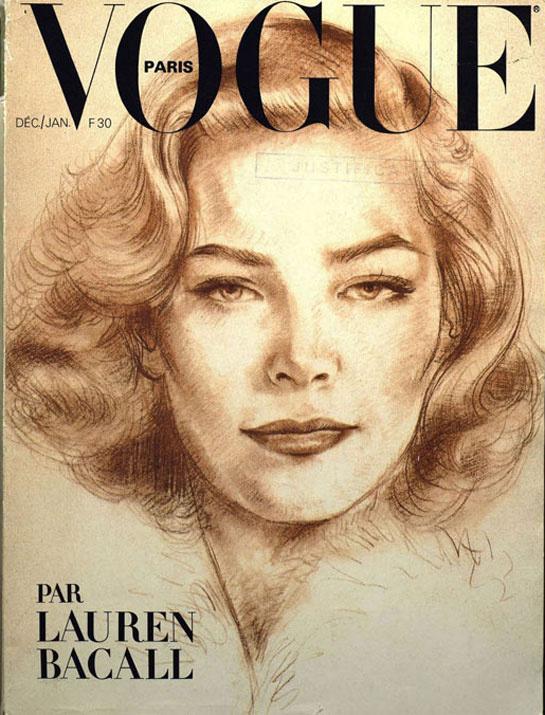 vogue-paris-cine-cinema-actriz-actress-actor-culture-cultura-modaddiction-people-famosa-moda-fashion-revista-magazine-estrella-star-vintage-retro-Lauren-Bacall