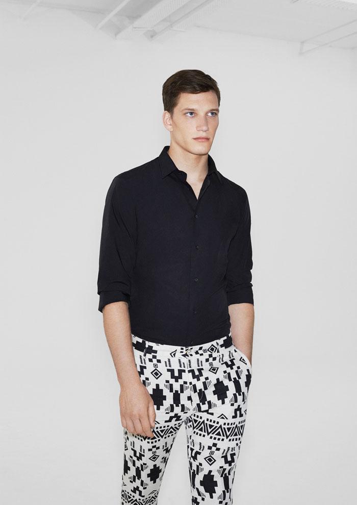 Zara Primavera – Verano 2013 // Lookbook hombre Fun ...
