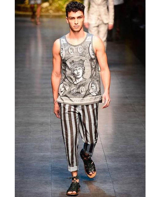 milan-fashion-week-man-menswear-semana-moda-milan-hombre-modaddiction-spring-summer-2014-primavera-verani-2014-pasarela-desfile-runway-tendencias-dolce-&-gabbana
