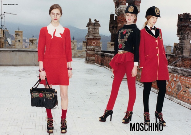 campanas-publicitarias-otono-invierno-2013-2014-campaign-fall-autumn-2013-2014-modaddiction-lujo-moda-fashion-luxe-moschino