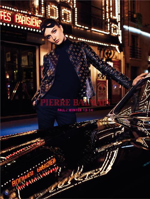 campanas-publicitarias-otono-invierno-2013-2014-campaign-fall-autumn-2013-2014-modaddiction-lujo-moda-fashion-luxe-Pierre-Balmain