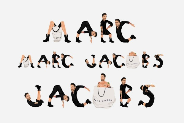 logos-mike-frederiqo-logotipos-ilustraciones-illustrations-modaddiction-designers-disenadores-moda-fashion-marc-jacobs