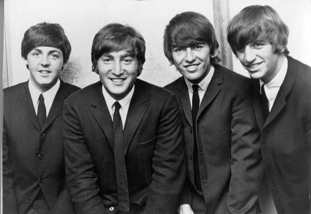 Beatles Mop Top