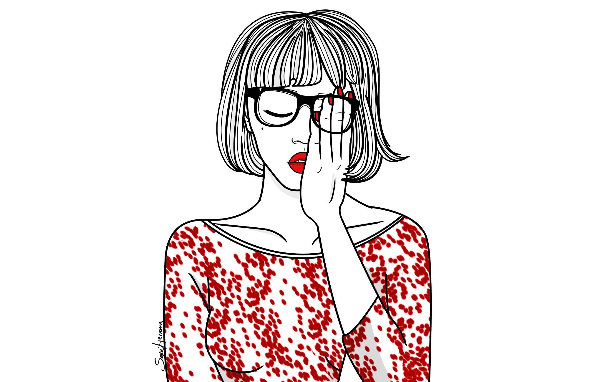 Ilustraciones Con Un Toque Hipster Y De Mucha Vida Modaddiction