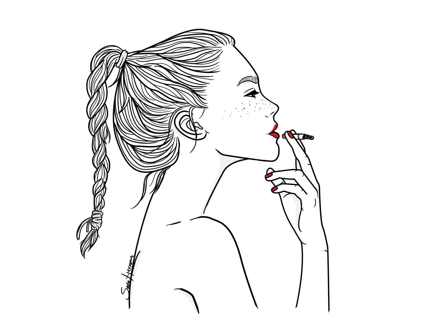 Ilustraciones con un toque hipster