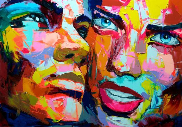françoise_nielly_artista_francesa_pintura_pincel_trazos_obras_modaddiction