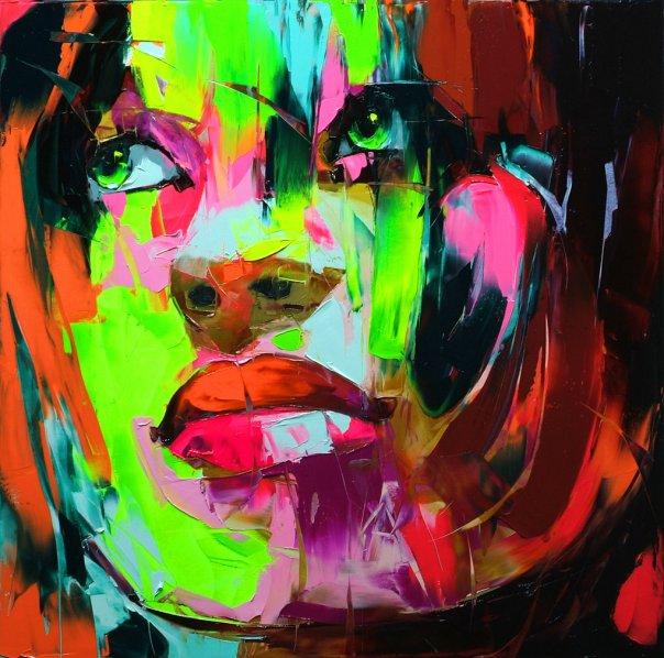 françoise_nielly_artista_francesa_pintura_pincel_trazos_obras_modaddiction_11