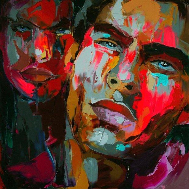 françoise_nielly_artista_francesa_pintura_pincel_trazos_obras_modaddiction_12