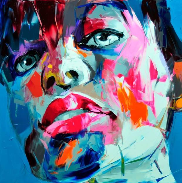 françoise_nielly_artista_francesa_pintura_pincel_trazos_obras_modaddiction_3