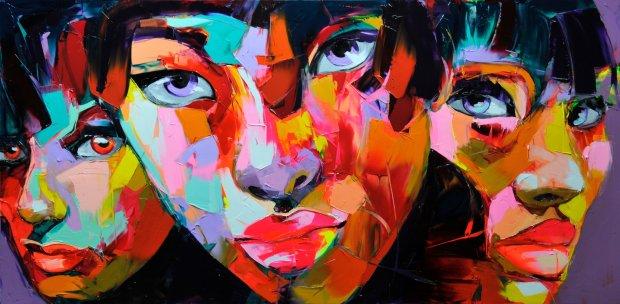 françoise_nielly_artista_francesa_pintura_pincel_trazos_obras_modaddiction_9