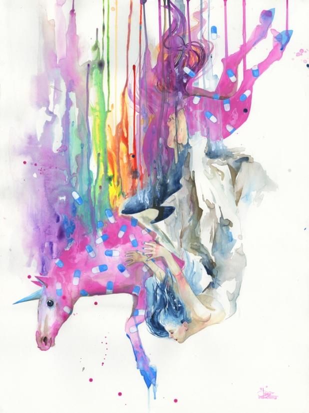 lora-zombie-art-grunge-contracultural-russian-artist-paints-acuarelas-modaddiction-3
