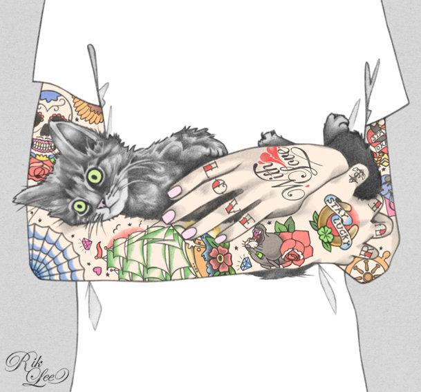 rik-lee-illustration-ilustraciones-art-arte-paints-tattoo-melbourne-modaddiction-3