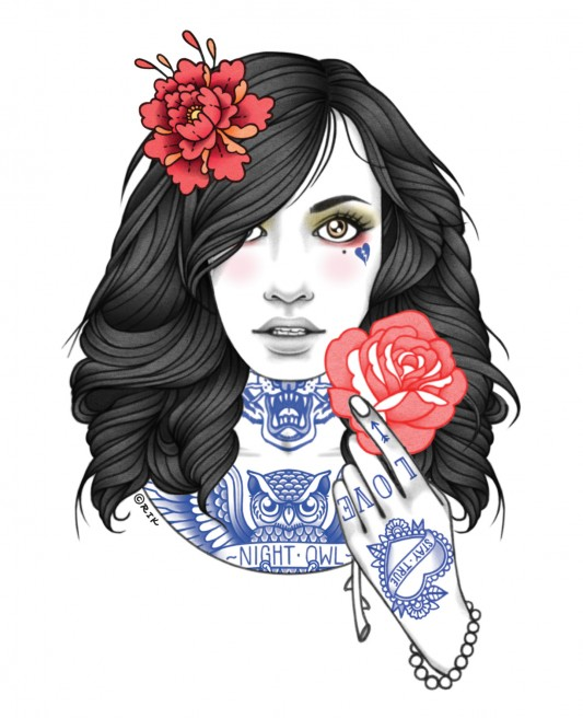 rik-lee-illustration-ilustraciones-art-arte-paints-tattoo-melbourne-modaddiction-7