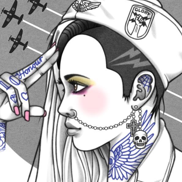 rik-lee-illustration-ilustraciones-art-arte-paints-tattoo-melbourne-modaddiction-8