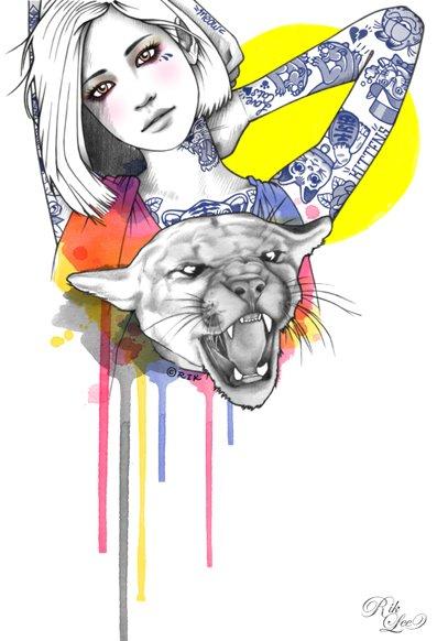 rik-lee-illustration-ilustraciones-art-arte-paints-tattoo-melbourne-modaddiction-9