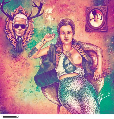 artista-chileno-fab-ciraolo-ilustraciones-hipster-cleopatra-frida-kahlo-salvador-dali-iconos-popart-modaddiction-10