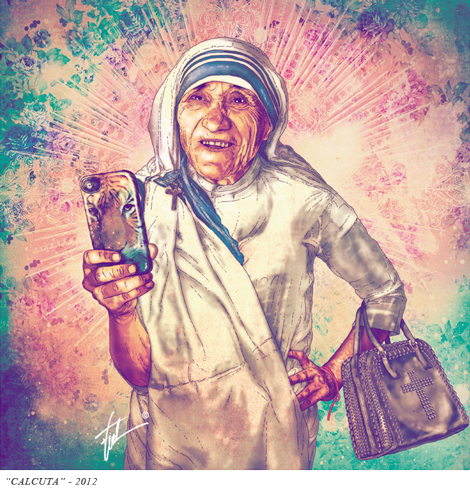 artista-chileno-fab-ciraolo-ilustraciones-hipster-cleopatra-frida-kahlo-salvador-dali-iconos-popart-modaddiction-4