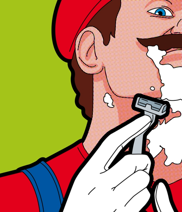 George-Guillemin-sex-drugs-disney-characters-popart-illustration-ilustraciones-arte-artista-frances-modaddiction-12