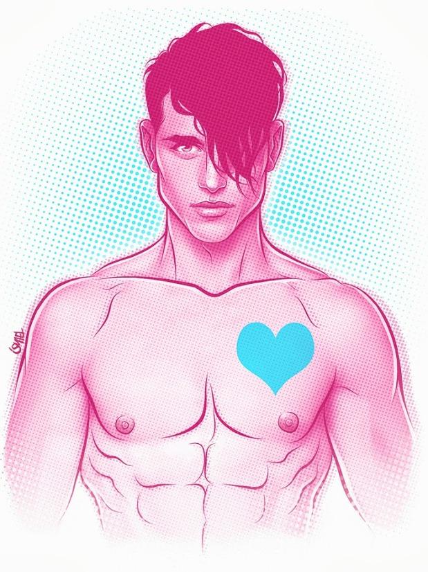 ismael-alvarez-artista-ilustrador-fotografia-gay-homoerotica-illustration-photography-artist-modaddiction-2