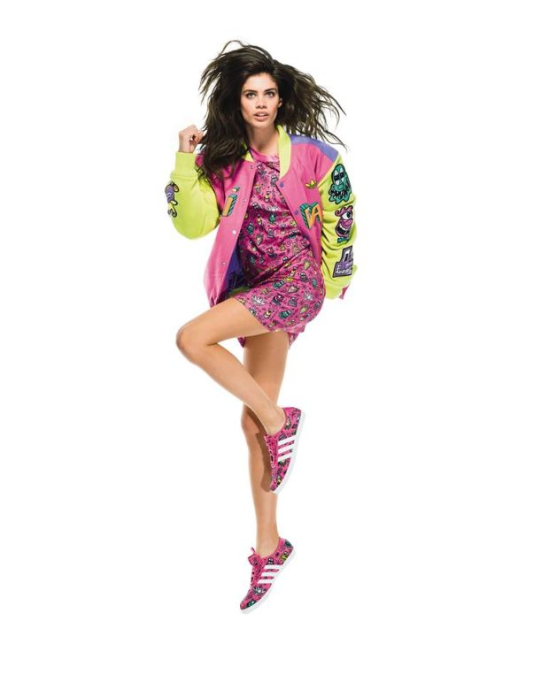 jeremy-scott-adidas-kenny-scharf-topmodels-sara-sampaio-mathew-look-sport-fall-winter-2014-invierno-blog-modaddiction-4