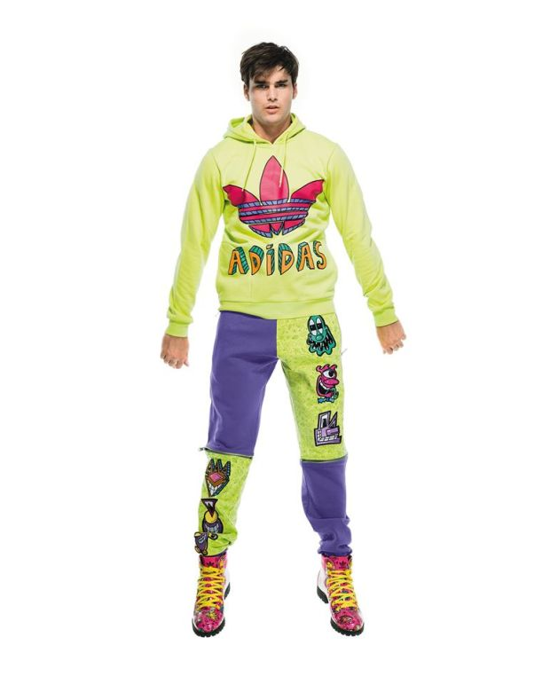 jeremy-scott-adidas-kenny-scharf-topmodels-sara-sampaio-mathew-look-sport-fall-winter-2014-invierno-blog-modaddiction-4b