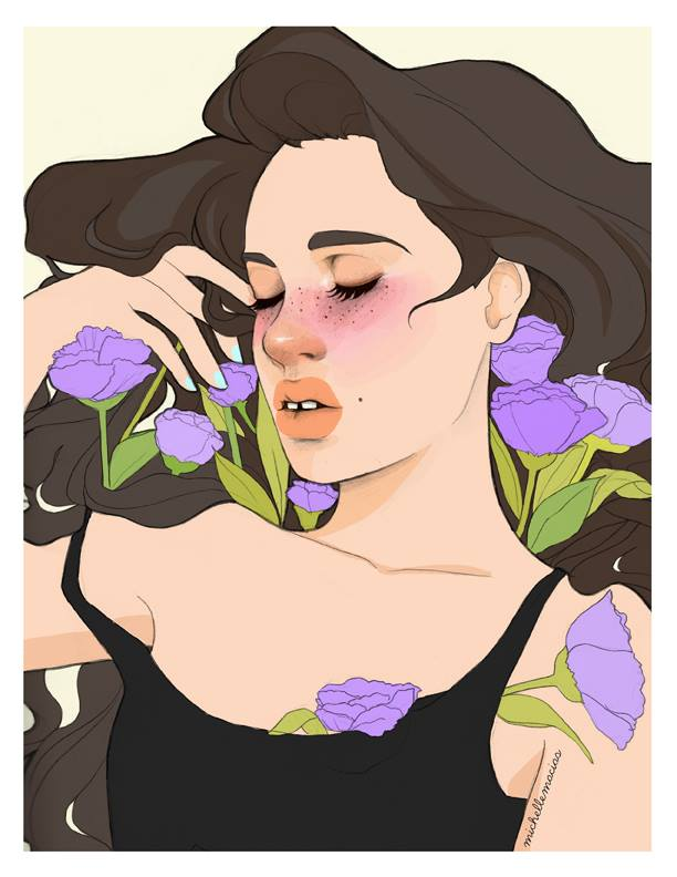 michelle-macias-ilustracion-arte-dibujos-chicas-illustration-art-draws-girls-blog-modaddiction-2