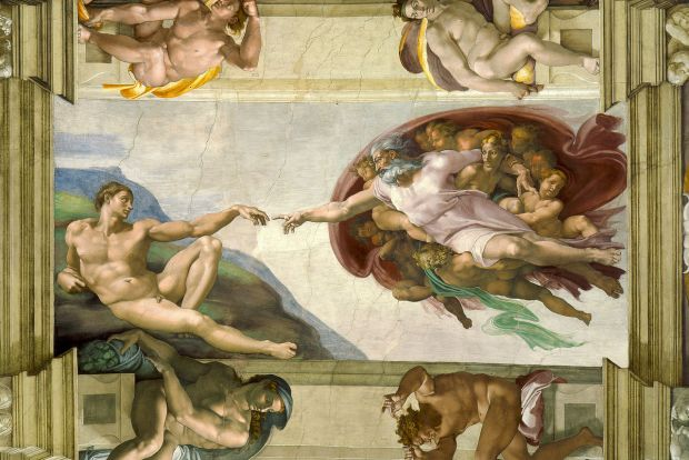 miguel-angel-creacic3b3n-de-adan-capilla-sixtina-arte-renacentista-blog-modaddiction