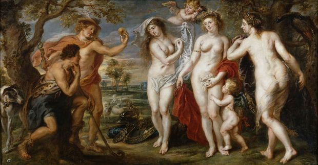 peter-paul-rubens-el-juicio-de-paris-arte-renancentista-blog-modaddiction