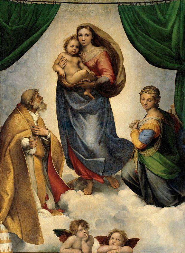 rafael-madonna-sixtina-arte-renacentista-blog-modaddiction