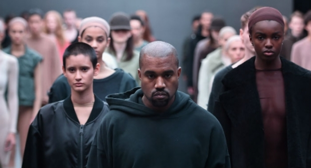 Kanye West x Adidas + New York Fashion Week