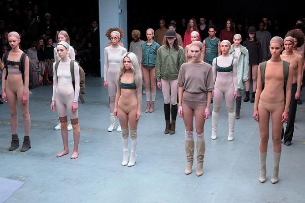 Kanye West x Adidas + New York Fashion Week