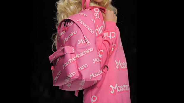 MOSCHINO + CAPSULE COLLECTION SS15 + Barbie is here