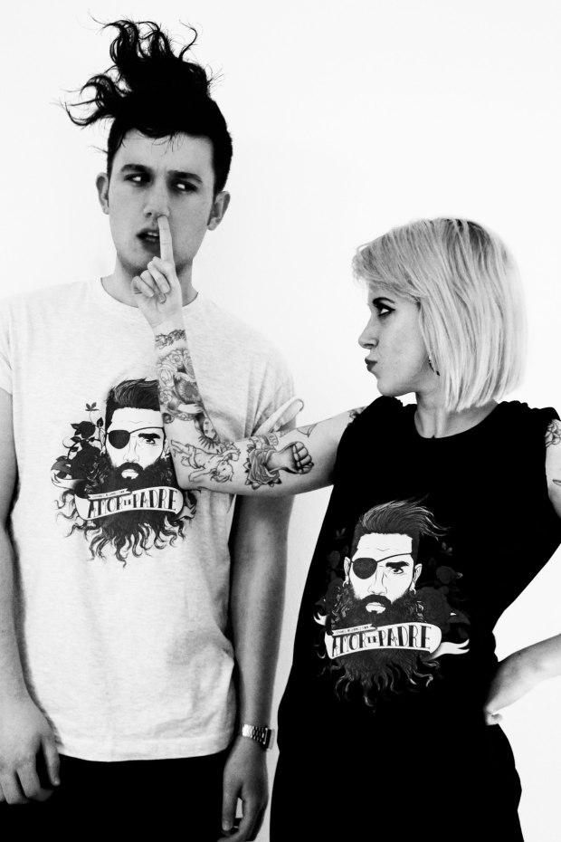 AMOR DE PADRE camiseta Ismael Álvarez colaboración Jehni Modaddiction