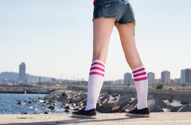 American Socks + Urban style made in Barcelona