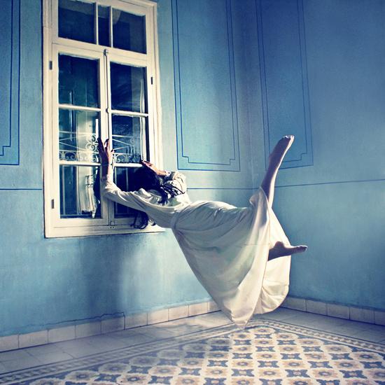 Lara Zankoul y su fotografía fantasiosa