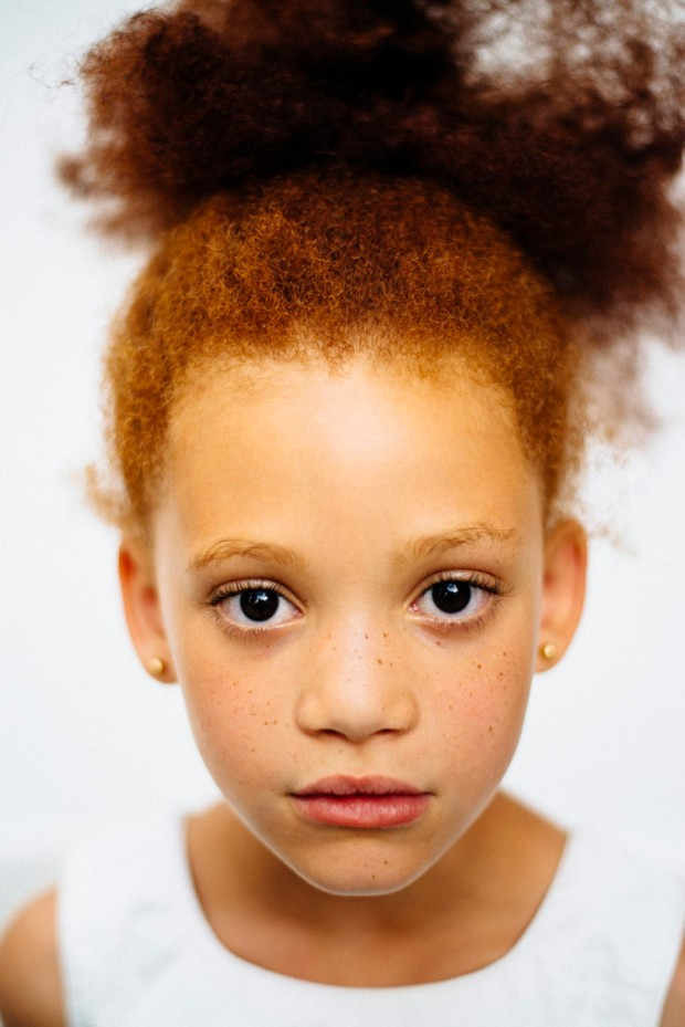 MC1R project Sheds Light On Redheads Of Color