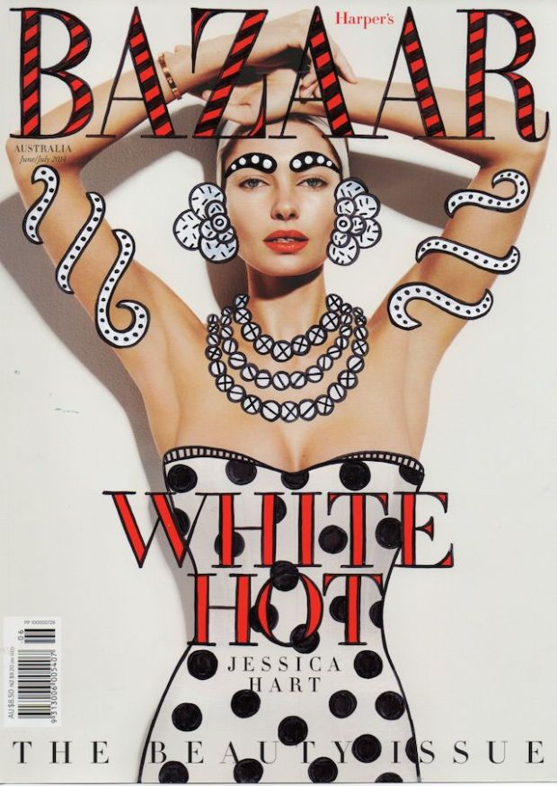 Ana Strumpf artista pinta magazine