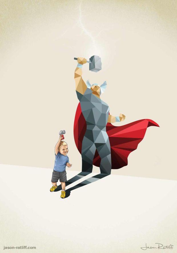 Super Shadows Jason Ratliff
